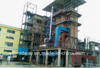 4-12t/H CFB Steam Boiler (Circulating Fluidized Bed)