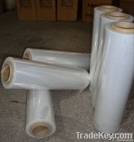 Machine Applied and Hand Applied LLDPE Stretch Film Pallet Wrap