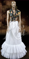Kehribar Petticoat