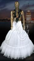 Turkuaz 20 Petticoat