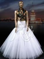 Turkuaz Petticoat