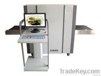 X-ray baggage screening machine