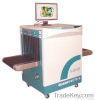 Small Size X-Ray Baggage Screening Machine