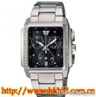 All-steel wrist watch