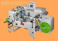 Center gluing machine