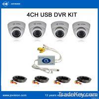 WD1/WCIF H264 4ch 2.0USB interface Mini mobile USB DVR for Windows/Mac