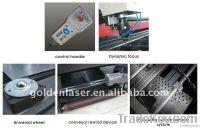 Sheet metal fabrication cutting machine