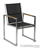 SS. Sling Chair with arm