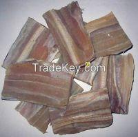Shark dried fins & meat