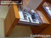 Jewelry display cabinet
