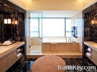 Italy Portoro for bathroom fitment