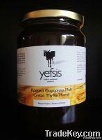 Yefsis Cretan thyme honey