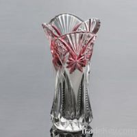 glass vase, decoration, decorative glass, houshold items