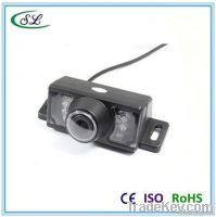 Infrared light car camera for reversing and rearview