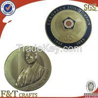 fashion custom metal coin