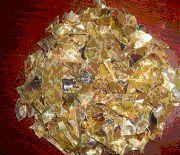 Pet Flakes Brown Color-1