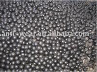High Cr Cast Balls for Cement Mills DF024