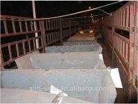 1.3 tons Discharge Grates For SAG Mills  DF189