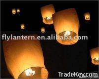 Hot sale Chinese paper lantern that fly Professional Manufacturer