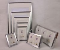 Silver, aluminium Photo Frame passe partout Best Quality