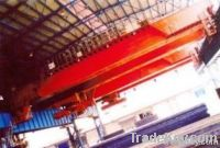 Electric Magnetic Ddouble Girder Overhead Travelling Crane