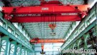 Ddouble Girder Overhead Travelling Crane