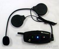 motorcycle bluetooth helmet intercom bt interphone DK118-500