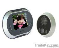 3.5'' digital door viewers video peephole door camera PHV-3502