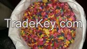 scrape ABS and PC regrind ready to recycle or sale -Bangladesh