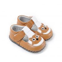 CAROCH 2017 Genuine leather Soft sole baby shoes C-1532