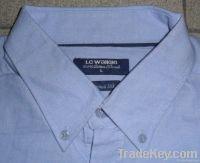 Man's L/S Shirt