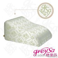 Leg Wedge Pillow-Light Green