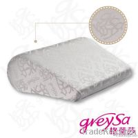 Leg Wedge Pillow+Multi-Function Pillow-Silver Grey