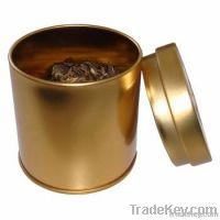 chinese tea tin box