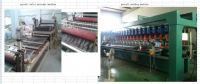 geocell and geogrid production line