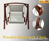 Outdoor Wooden Hammock Chair HM-2091