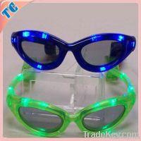 led flash fashion glasses for paty