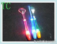 Flashing Knife Fork Spoon Child models