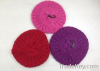 Colorful beanies hat for children