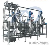 Extraction And Concentration and Recycling Unit