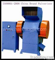 CSJ-400A/400B/500A Tire Rough Shredder, Tire Coarse Crusher
