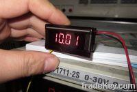 XIELI Digital Ammeter 30A HHO