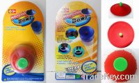 Popular foreign magic half the bouncing ball ( bouncing toy bowl )