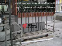 automatic gypsum block production line