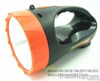 emergency high power handlamp