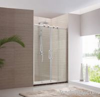 Double Sliding Bath Doors-0186