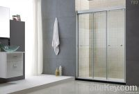 2012 Hot and Best-selling Sliding Shower Door-T83
