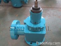 Adjustable gas injection Choke Valve