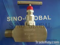 High Pressure forged Needle Valves