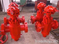 HIGH PRESSURE API6A Industrial GATE VALVE